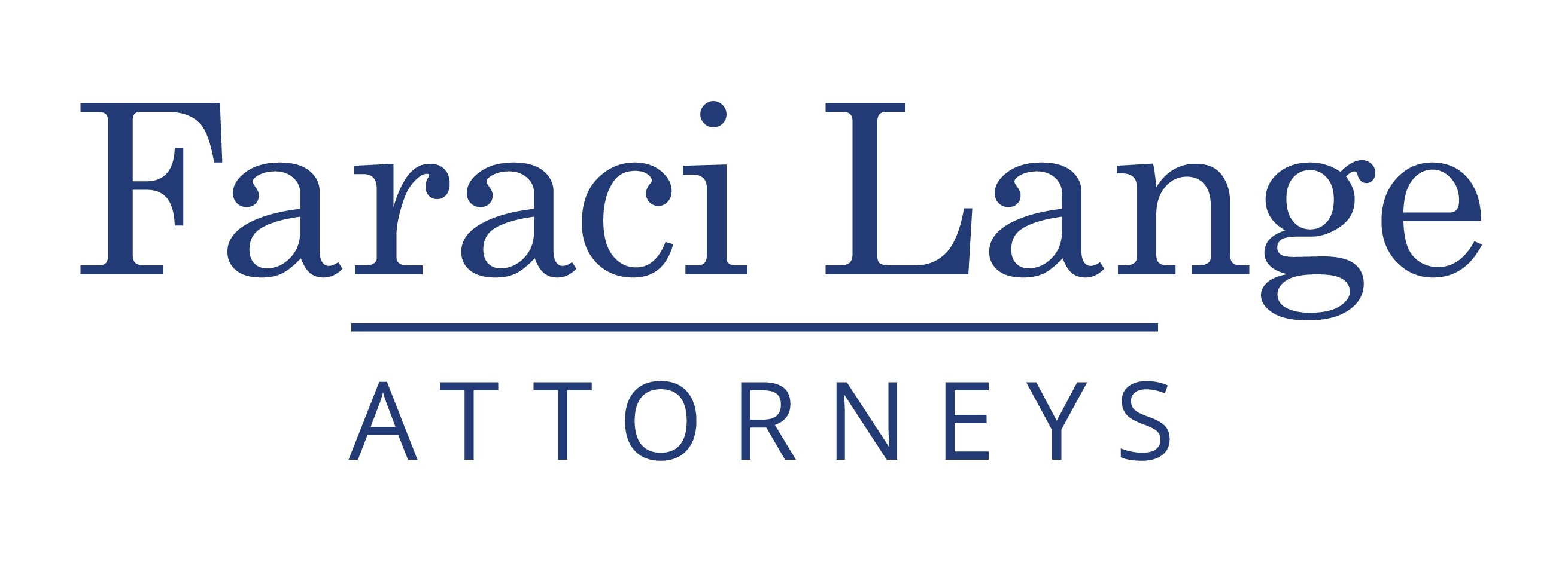 Faraci Lange Attorneys logo