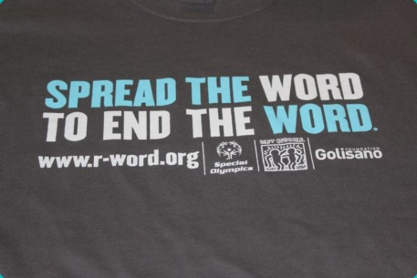 spread the word shirt