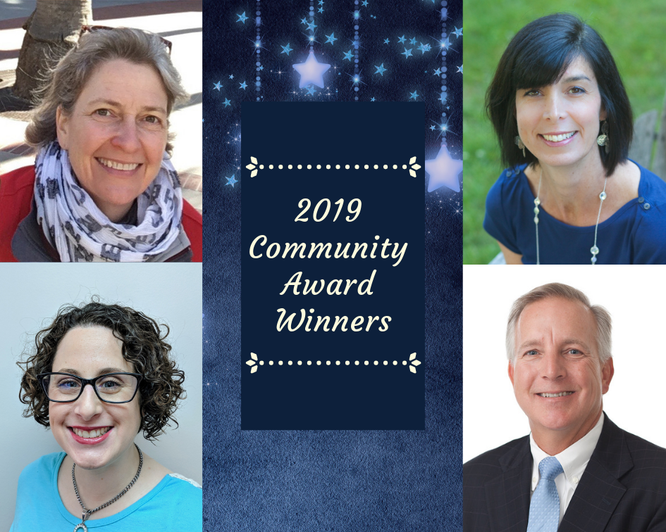 2019 Community Award Winners collage